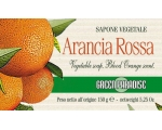 GP BLOOD ORANGE VEGETABLE SOAP ARANCIA ROSSA