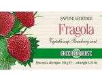 GP STRAWBERRY VEGETABLE SOAP FRAGOLA UK ONLY