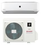 Sharp 9000 BTU 22 SEER Ductless Mini Split Heat ..