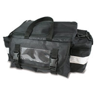 Black First Aid Bag wit..