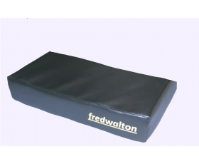Long Waterproof Vinyl Seat Back Cushion 37x17x2 Or 3