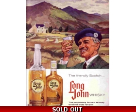 Long John Scottish Whisky