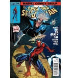 Amazing Spiderman Comikaze Exclusive Color Cover