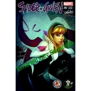 Spider Gwen Exclusive Color/B&W CGC 9.8 SS Cover Set