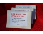 Tea Tree & Oatmeal Goat Milk Soap