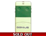 Genius A252 two button remote control keyfob tra..