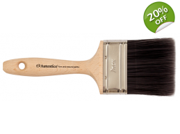 Autentico 3 inch Flat Double Thick Paint Brush