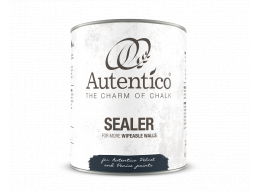 Autentico sealer for use with Autentico Velvet Paints.