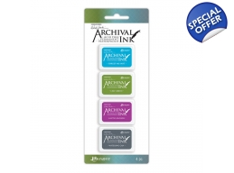 AWendy Vecchi Archival Mini Ink Pad Kit 2 - PRE-..