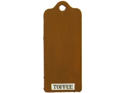 Fresco Finish - Toffee