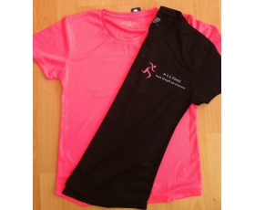 Ladies Pink T-Shirts