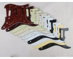 8 Hole SSS Scratch Plate Pickguard in 11 Colour..