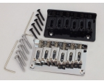 HARD TAIL BRIDGE in Chrome or Black for Strat Te..