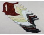 Scratch Plate pickguard in 10 Colours for USA/Me..