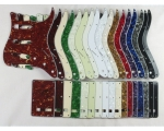 Scratch Plate Pickguard SET in 17 Colours for US..