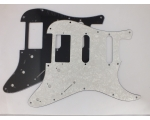 HSS Scratch Plate Pickguard 2 cols for Squier & ..