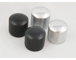 PRECISION Bass Style Knobs in Chrome or Black M..