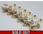 GOLD Machine Heads 6 in line for Strat or Tele s..