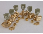 GOLD 3 a-side Vintage Machine Heads for Gibson s..