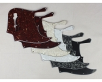 Scratch Plate Pickguard for 5 String USA Mex Jaz..