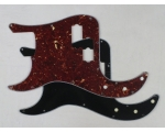 Left Handed Scratch Plate Pickguard for USA/Mex ..