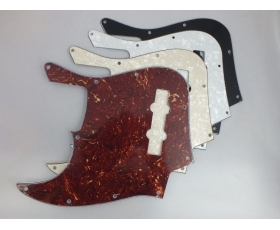 Left Handed Scratch Plate Pickguard 4 Colours for USA/Mex Jazz J Bass