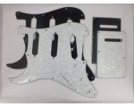 Left Handed SSS Scratch Plate Pickguard SET Impo..