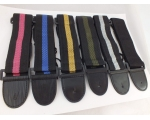 Electric, Bass or Acoustic GUITAR STRAP Coloured..