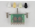 5 Way Selector Switch for Stratocaster Style Gui..