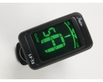 Mini Clip-on DIGITAL TUNER for Guitar Bass Viol..