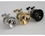 Screw in Round Jack Cup & Socket + Screws for Te..