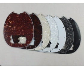Scratch Plate Pickguard 7 Colours to fit Music man StingRay Bass 4