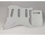 Mirror Chrome SSS Scratch Plate Pickguard SET fo..