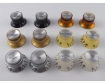 Bell REFLECTOR KNOBS Top Hat 6 Colours for Gibso..
