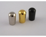 METAL 3 Way Epiphone Toggle Switch Tip Nickel Bl..