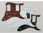 HH Scratch Plate pickguard in 4 colours to fit Y..
