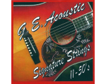 Acoustic Guitar Strings 11-50's Custom Light Gauge