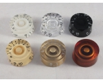 SPEED DIAL Knobs to fit Gibson/Epiphone style g..