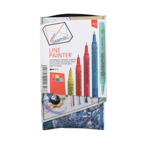 Graphik Line Painter Pens - ..