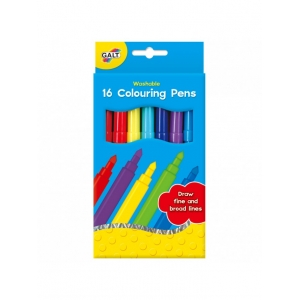 16 Colouring Pens