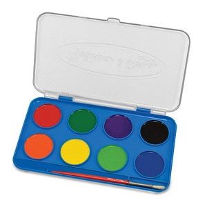 Jumbo Watercolour Set