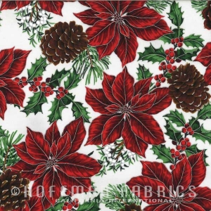 Warm Wishes - Poinsettia