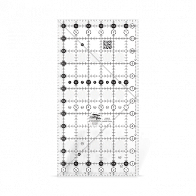 "Creative Grids 12"" x 6½"" Ruler"