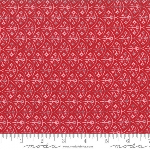 Nordic Stitches - Raud Red