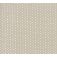 Hushabye hollow - Taupe pin dot