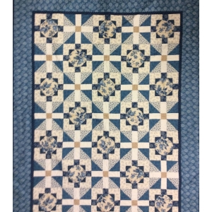 Misty Morning Quilt Kit