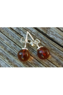 Baltic Amber Earrings S..