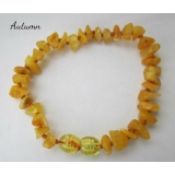 Baltic Amber Baby Teething Bracelet An..