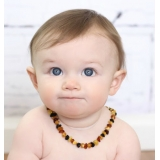 Baltic Amber Nuggets Baby Teething Ne..