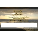 GIFT CERTIFICATE For Spark of Amber IN..